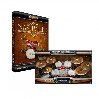 EZX Nashville (Expansion Pack for EZ Drummer)