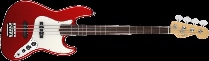 American Standard Fretless Jazz Bass