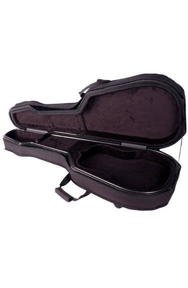 tric cases deluxe guitar case parlour long mcquade musical instruments. Black Bedroom Furniture Sets. Home Design Ideas