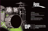 Apex - Basic Drum Microphone Pack
