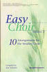 Hope Publishing Co - Easy Choir Vol 2 - Larson/Pethel/Schrader - 2pt/3pt Collection