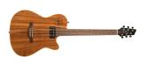 Godin Guitars - Electric A6 Ultra Guitar w/Bag - Koa