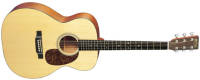 Martin Guitars - 000-16GT Spruce/Mahogany Gloss Top Acoustic Guitar w/ Case