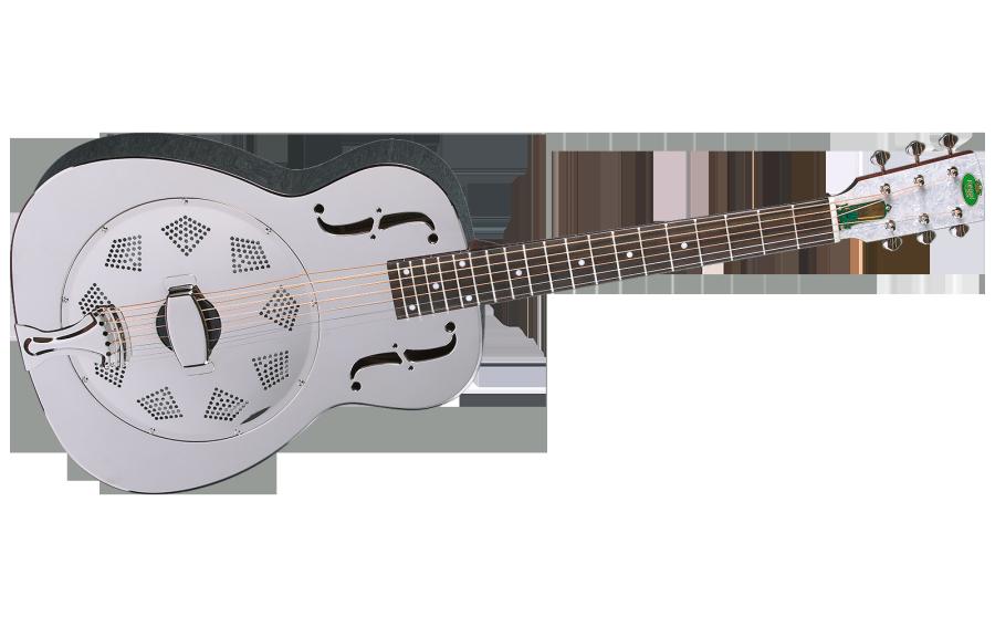regal duolian metal body resophonic guitar long mcquade musical instruments. Black Bedroom Furniture Sets. Home Design Ideas