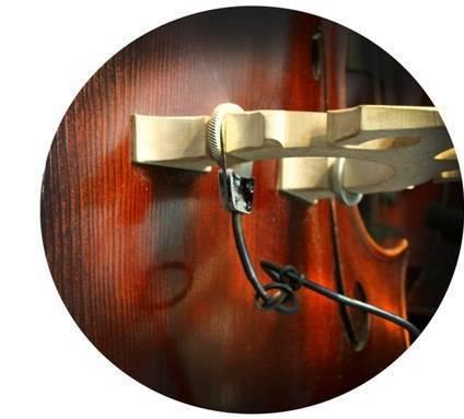 david gage strings david gage 39 lifeline 39 string bass pickup long mcquade musical instruments. Black Bedroom Furniture Sets. Home Design Ideas