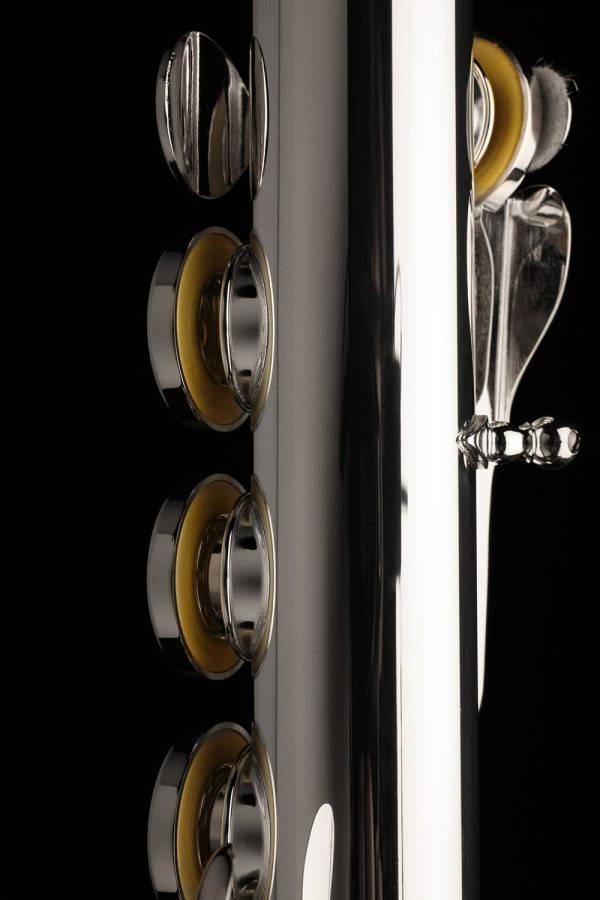 Muramatsu Silver Plated American EX Flute - Sterling Silver ...