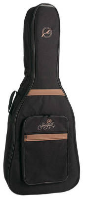 Dreadnought Gigbag - Embroidered Black