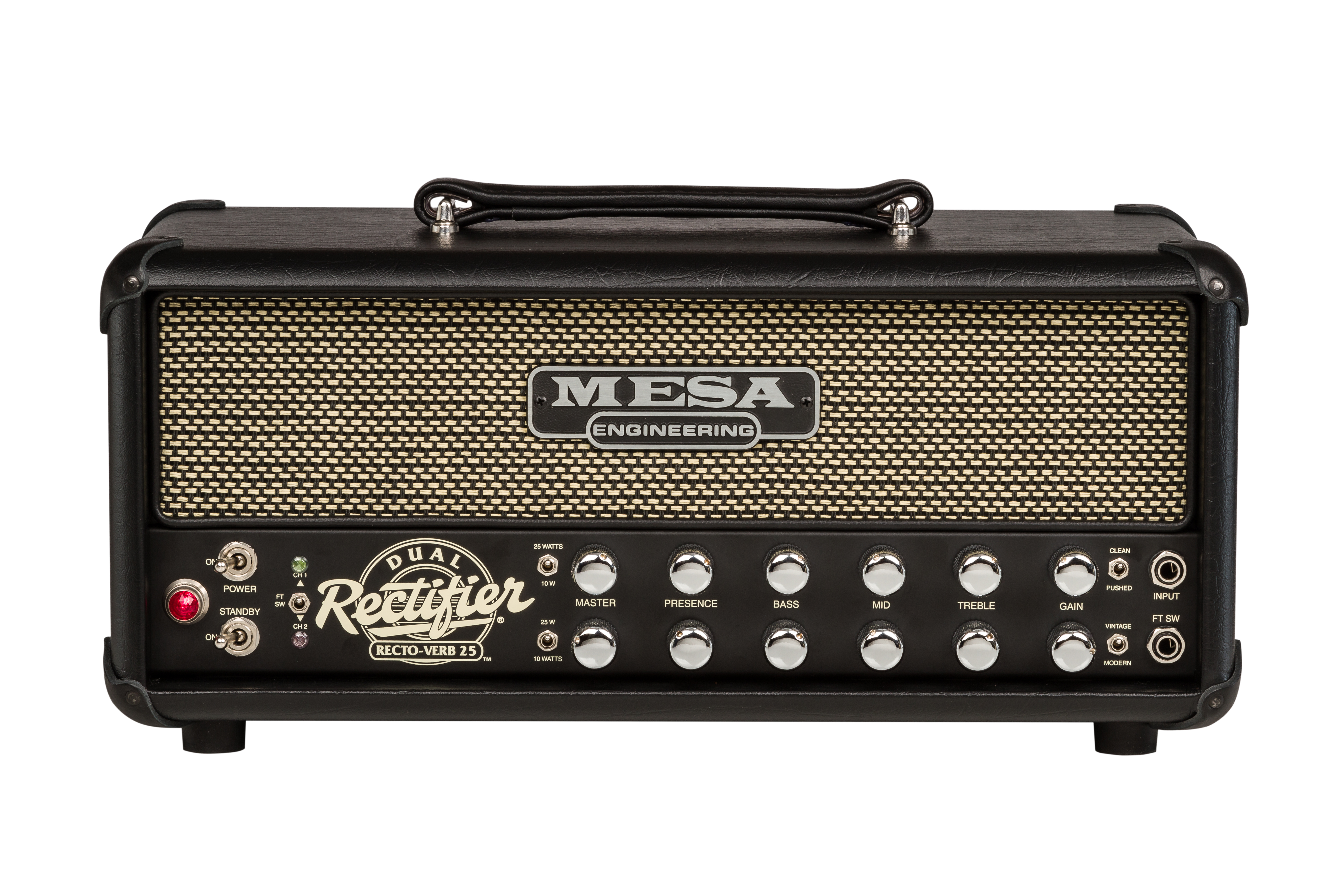 Mesa Boogie Recto Verb 25 Guitar Amp Head Long & McQuade Musical