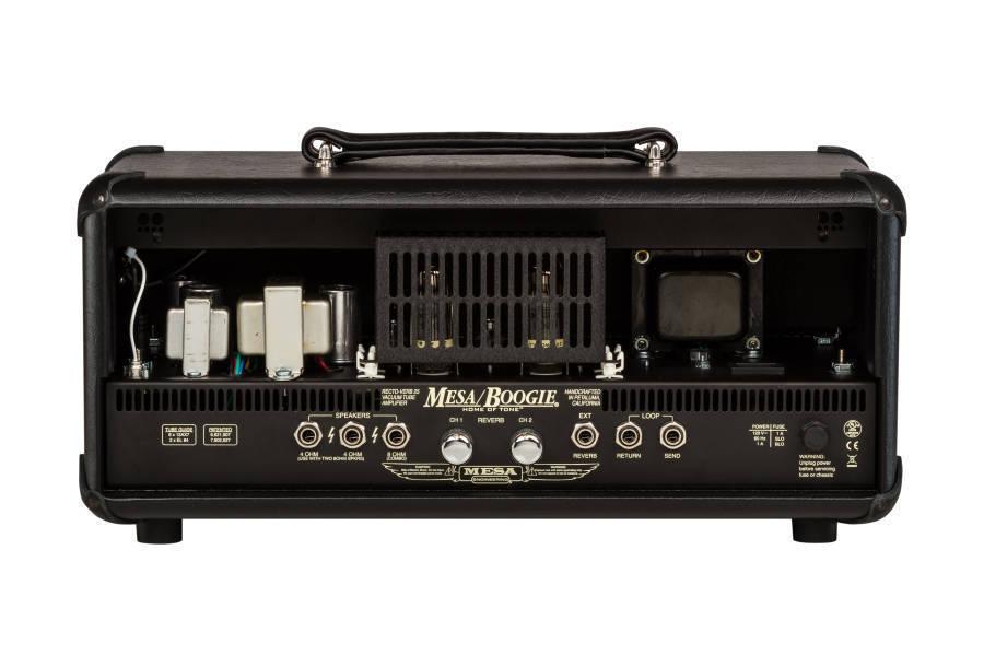 Lunchbox Amp Head 25 Guitar Amp Head
