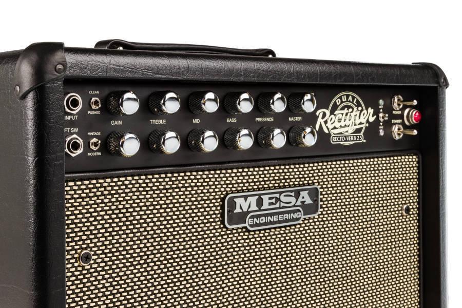 mesa boogie recto verb 25 1 x 12 guitar combo amp long mcquade musical instruments. Black Bedroom Furniture Sets. Home Design Ideas