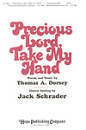 Hope Publishing Co - Precious Lord, Take My Hand - Schrader - SATB