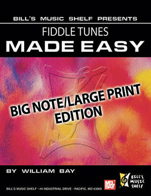 Fiddle Tunes Made Easy - Bay - Book