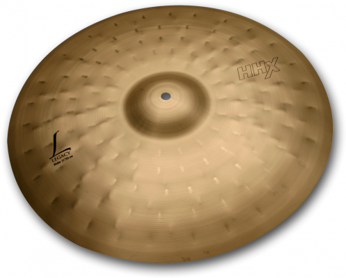 Legacy Ride Cymbal - 21 Inch