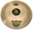 Sabian - HH Raw Bell Dry Ride Cymbal - Brilliant - 21 Inch