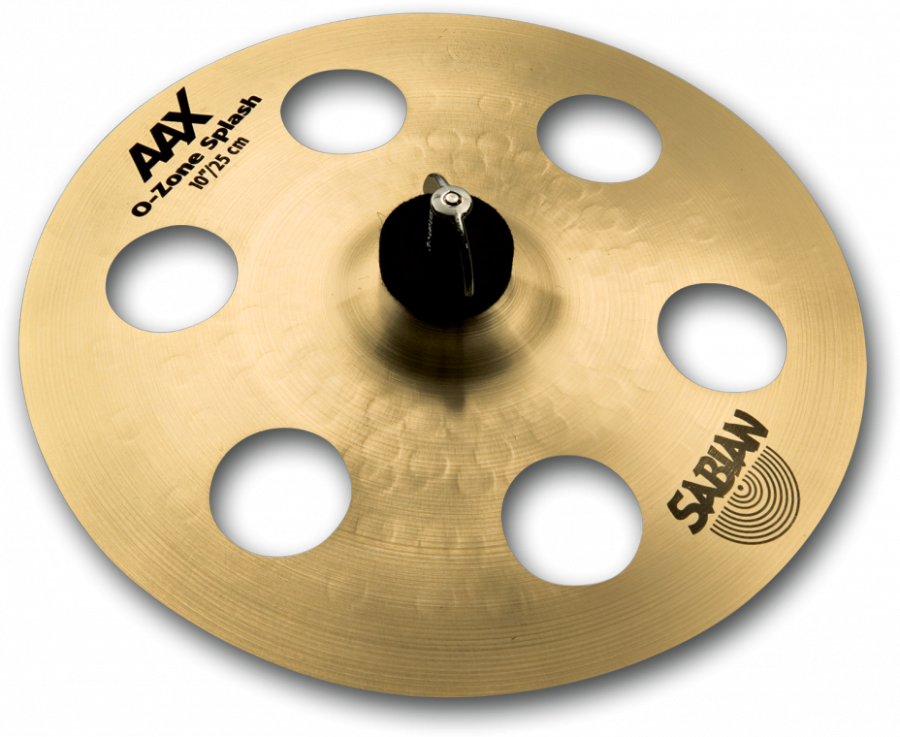 sabian aax o zone splash cymbal 10 inch long mcquade musical instruments. Black Bedroom Furniture Sets. Home Design Ideas