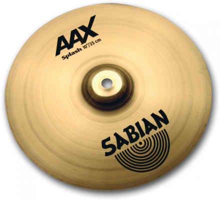 AAX Splash Cymbal - Brilliant - 10 Inch