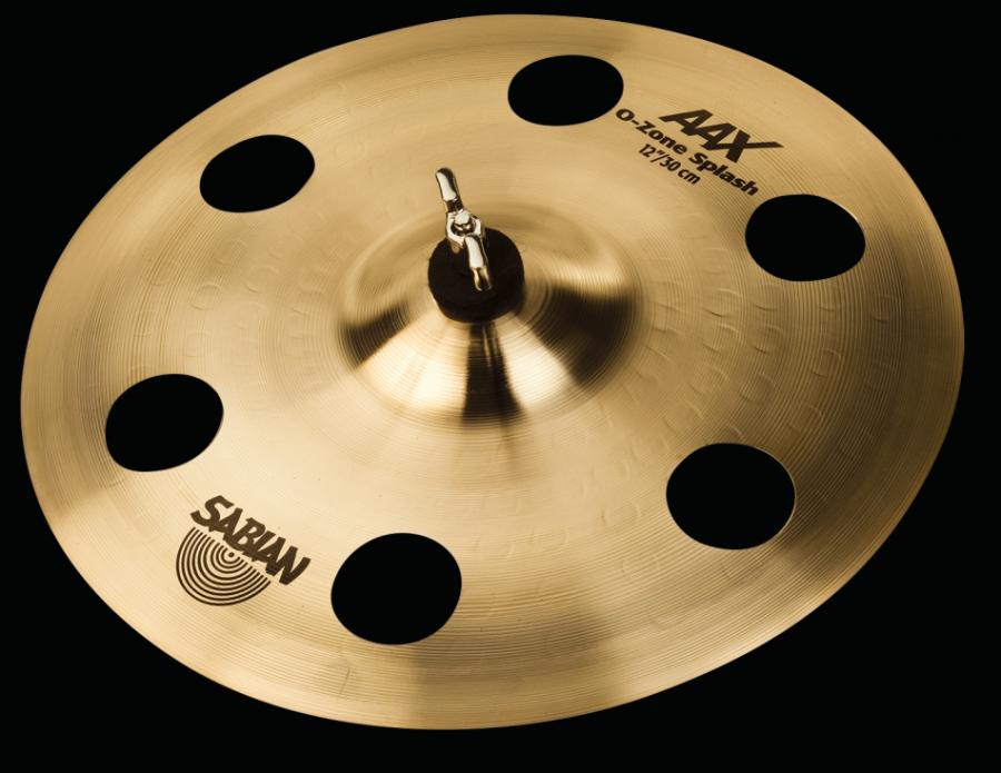 sabian aax o zone splash cymbal 12 inch long mcquade musical instruments. Black Bedroom Furniture Sets. Home Design Ideas