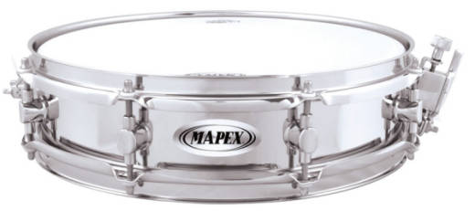 14 x 3.5 inch Steel Snare - Chrome