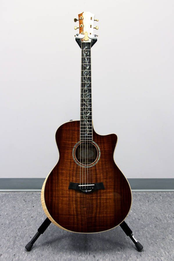 Taylor Guitars Custom Built To Order Gs Koa Acoustic