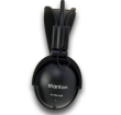 Stanton - Compact DJ Headphones - Black