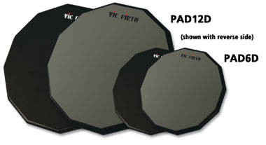 Practice Pad (Double Sided) - 12 Inch