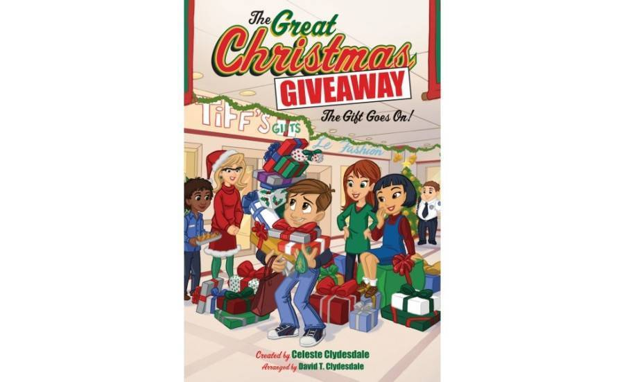 Word Music Great Christmas Giveaway - Clydesdale - Listening CD - Long & McQuade Musical Instruments