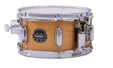 10 x 5.5 Inch Maple Snare - Natural Finish
