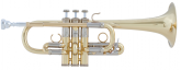 Bach - Stradivarius Artisan Collection Eb Trumpet - Lacquer
