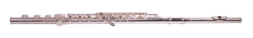 Sterling Silver Conservatory - Offset G, B Foot,  C# Trill,  Venti Headjoint