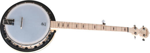 Classic Goodtime Two Resonator 5 String Banjo