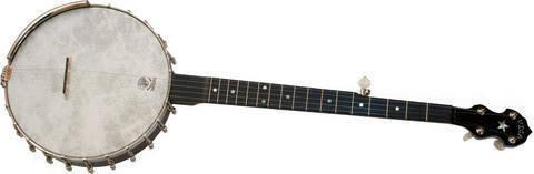 Deering Banjo Company - Vega Old Tyme Wonder Openback 5 String Banjo