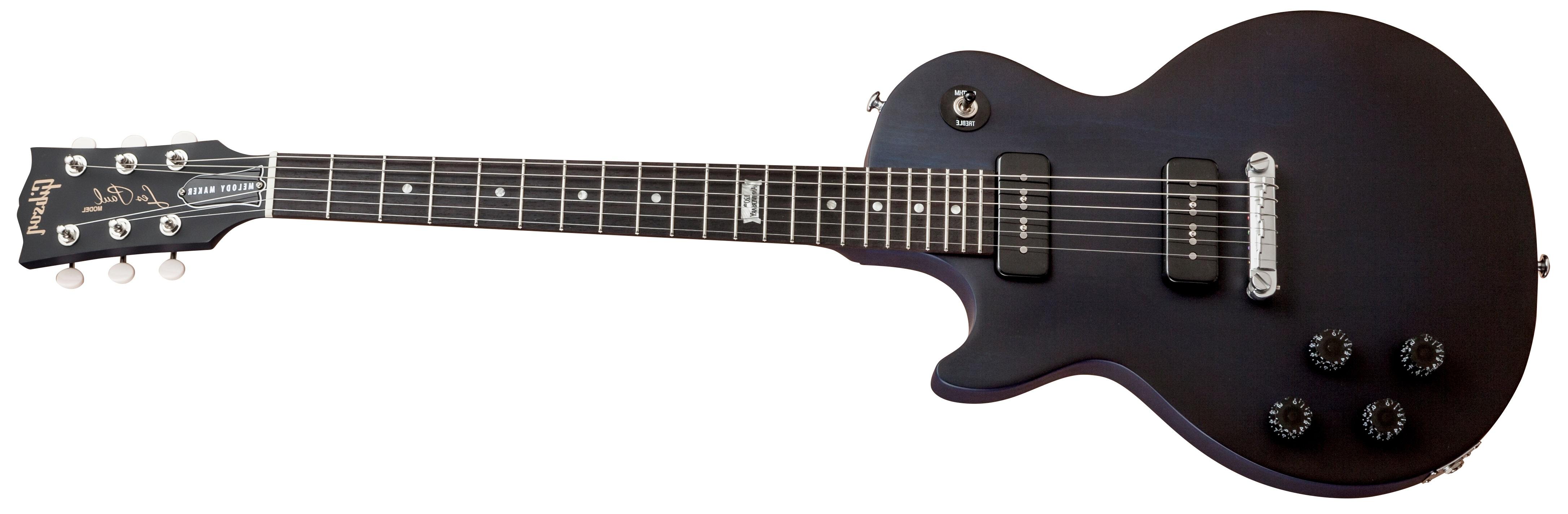 Gibson Les Paul Melody Maker 2014 - Satin Manhattan Midnight
