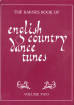 Shar Music - The Barnes Book Of English Country Dance Tunes - Books