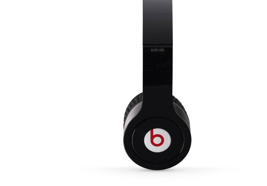 3eb4da90848 Beats By Dre Solo Hd On Ear Headphones - Black - Long & McQuade Musical  Instruments