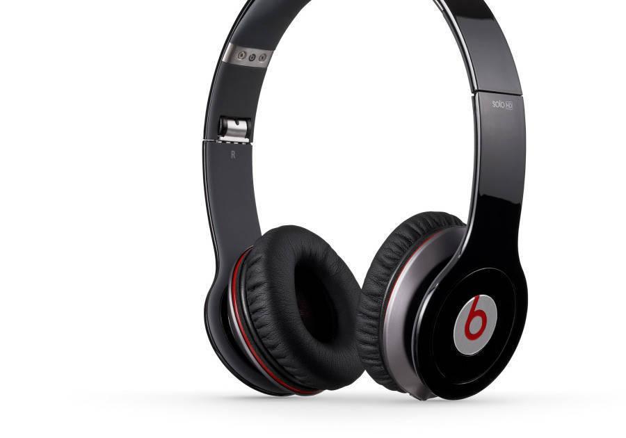7304c27b88f Beats By Dre Solo Hd On Ear Headphones - Black - Long & McQuade ...