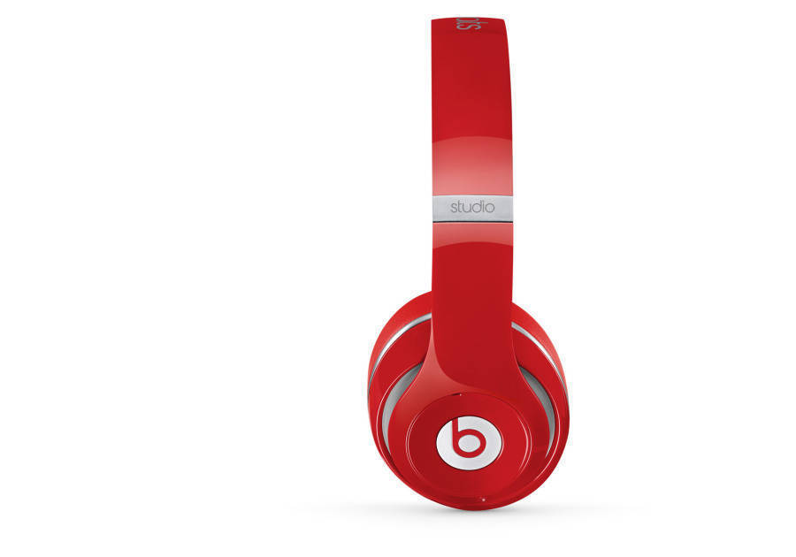 0447daf2c45 Beats By Dre Studio 2.0 Over-Ear Headphone - Red - Long & McQuade Musical  Instruments