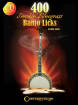 Hal Leonard - 400 Smokin Bluegrass Banjo Licks - Collins - Book/CD