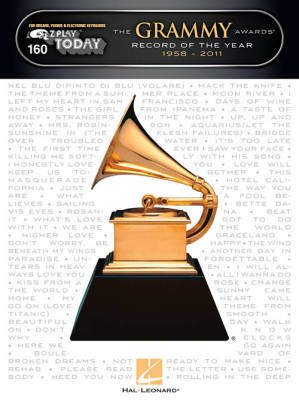The Grammy Awards Record of the Year 1958-2011 - Organ/Piano/Electronic Keyboard