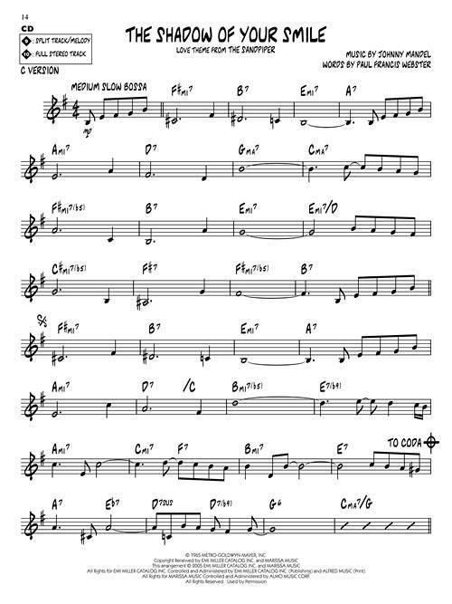 Hal Leonard Johnny Mandel: Jazz Play-Along Vol.167 - Book/CD - Long ...