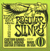 Ernie Ball - Slinkys for Electric Guitar