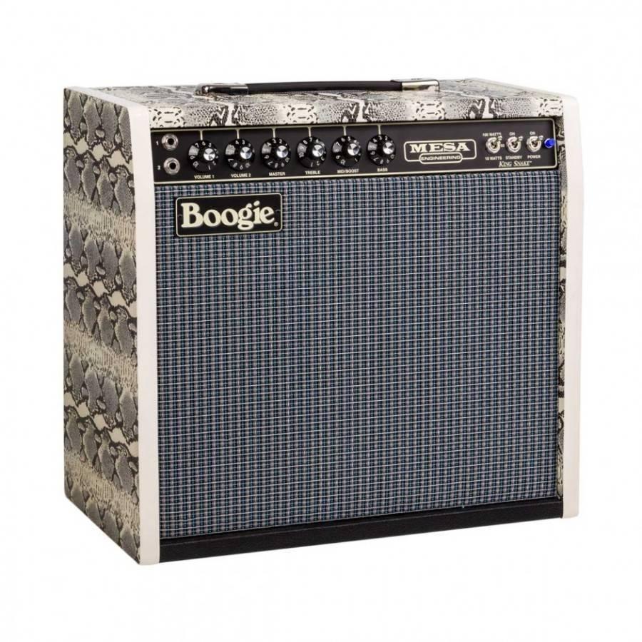 mesa boogie kingsnake 1x12 combo amp snakeskin long mcquade musical instruments. Black Bedroom Furniture Sets. Home Design Ideas