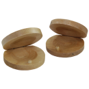 Granite Percussion - 2.5 inch Wood Castanets (2 pc)