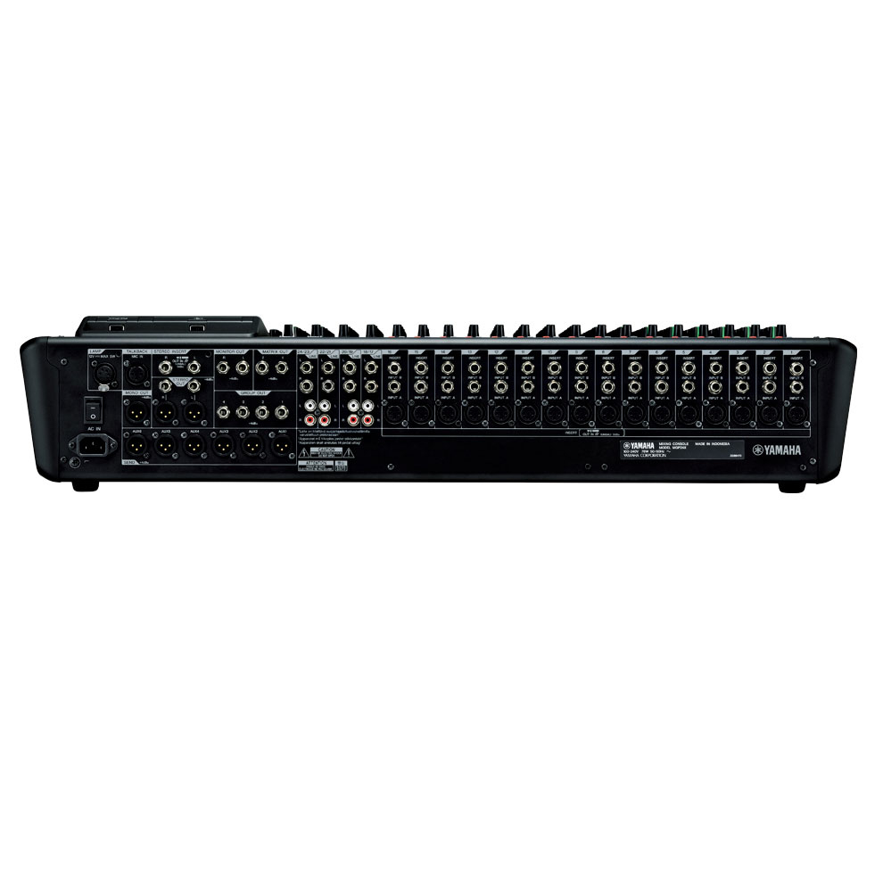 Yamaha mgp24x 24 channel premium mixing console long for Yamaha sound console