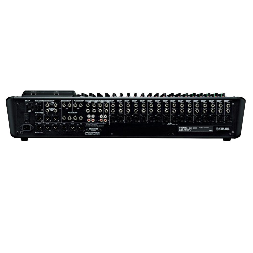Yamaha mgp24x 24 channel premium mixing console long for Yamaha mgp24x 24
