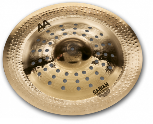 AA Vault Holy China Cymbal - Brilliant - 19 Inch
