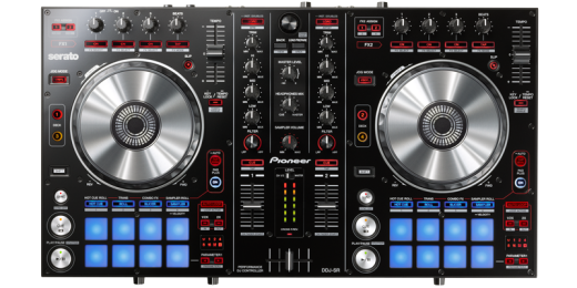 2 Channel DJ Controller for Serato DJ