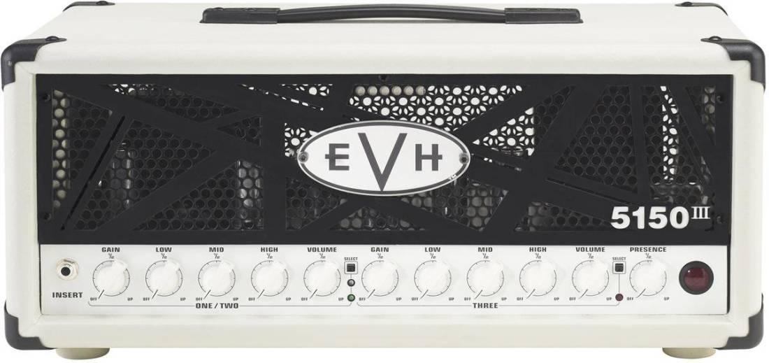 d707c8dd9de EVH 5150 III 50w Mini Head - Ivory - Long   McQuade Musical Instruments