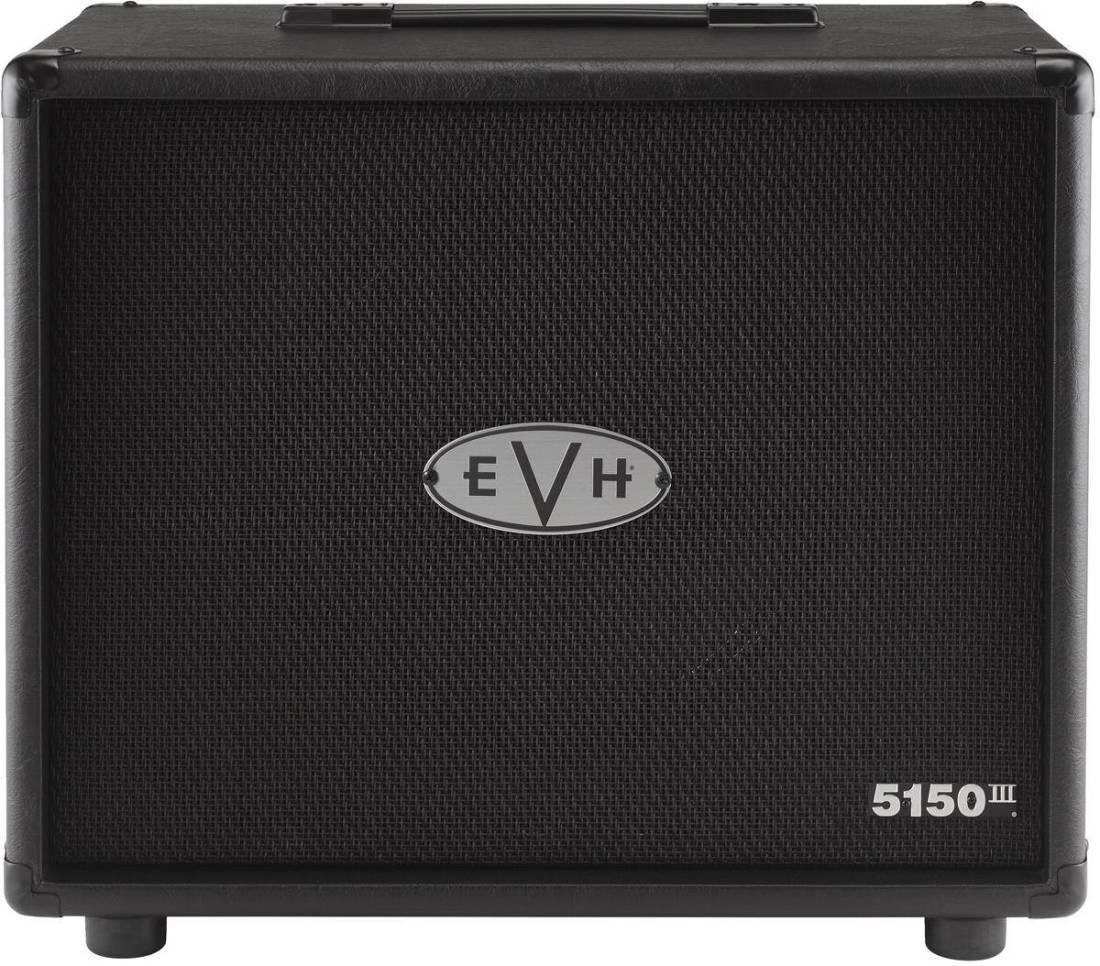 evh 5150 iii mini 112 cab black long mcquade musical instruments. Black Bedroom Furniture Sets. Home Design Ideas