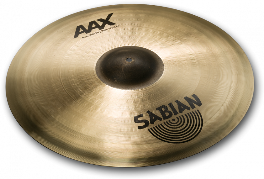 sabian aax raw bell dry ride cymbal brilliant 21 inch long mcquade musical instruments. Black Bedroom Furniture Sets. Home Design Ideas