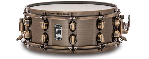 Black Panther Snare - Brass Cat